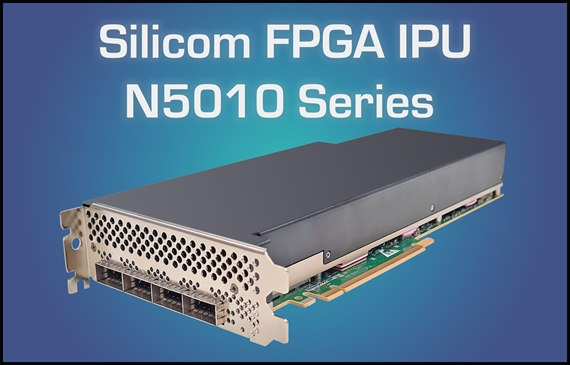 Intel Launches Infrastructure Processing Units (IPUs) with Silicom's N5010