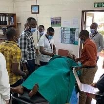 נלחמים בתמותה אימהית  ברואנדה