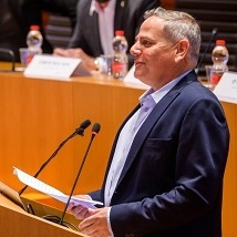 שר הבריאות, ניצן הורוביץ, יקדם תוכנית לחיזוק המערך הרפואי ומספר הרופאים בדרום