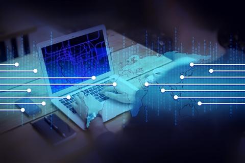 כניסה למערכת הממוחשבת של רשם הקבלנים