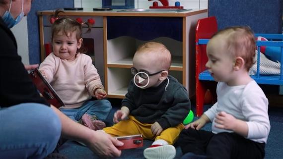 בריאות עיניים ילדים