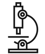 אייקון מיקרוסקופ