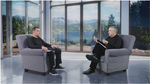 תום פרידמן בשיחה עם אמנון שעשוע