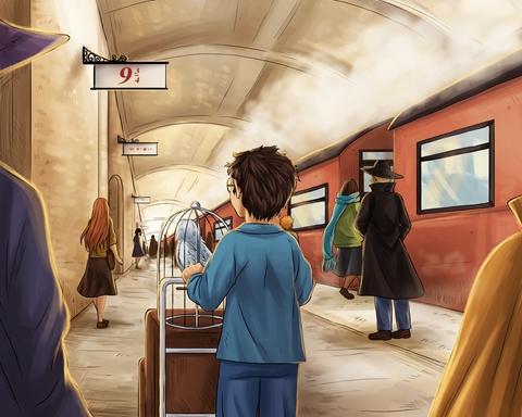 דרך דלת הסתרים- סודות הכתיבה של הארי פוטר ואבן החכמים עם אמנון הלל